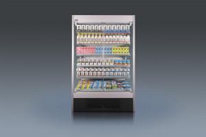 Холодильная горка ВУ-48 GL