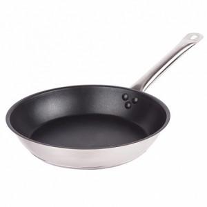 Сковорода (нерж) Д=240/50мм, c АП покрыт