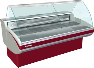 Витрина холодильная Gamma-2 М 1500