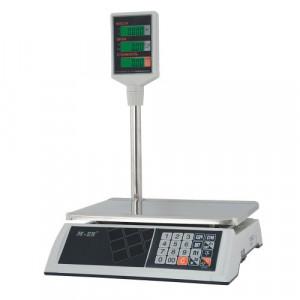 Весы торговые M-ER 327ACP-32.5 с АКБ (со стойкой)
