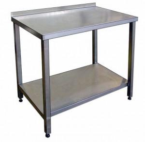 Стол производственный с бортом СПБ (по)-12-6