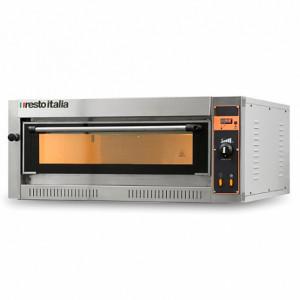 Печь для пиццы электрическая Resto Italia TECPRO-D 4