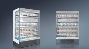 Холодильная горка со встроенным агрегатом ВС - 48L