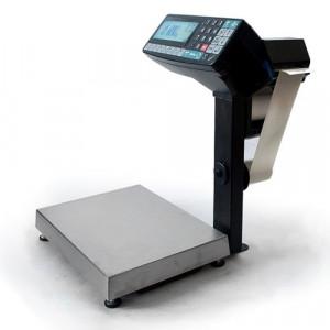 Весы-регистратор с печатью этикетки МАССА МК-15.2-RP