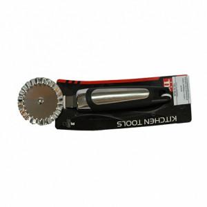 Нож для теста роликовый (нерж.) d=55мм