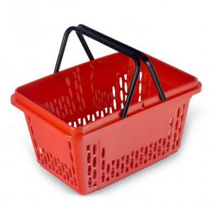 Корзина покупательская пластик SBP20