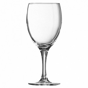 Бокал для вина 245 мл. d=69/75, h=166 мм красн. Элеганс