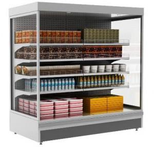 Горка холодильная с выносным агрегатом MONTE M 1250
