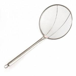 Половник-шумовка Д=180 с металлической ручкой