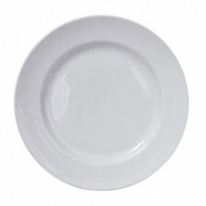 """тарелка мелкая 240мм ф.идилия """"белье"""""""