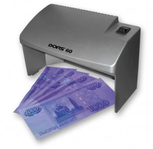 Детектор валют Dors-60
