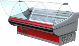 Холодильные витрины Ариада Титаниум ВС 5-180