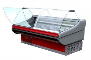 Холодильная витрина Ариада Титаниум ВУ 5-150
