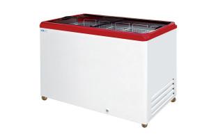 Ларь морозильный Italfrost СF400F + 5 корзин