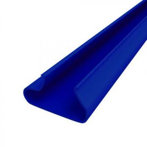 Вставки пластиковые в экономпанель - синие, 1200мм