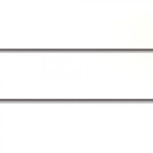 Экономпанель (1200х2400) белая