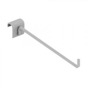 Крючок на овальную трубу (L=300 мм)