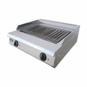 Поверхность жарочная электрическая настольная (гриль) Ф2ЖГЭ/600
