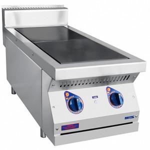 Плита электрическая 2-х конфорочная настольная без жарочного шкафа ЭПК-27Н