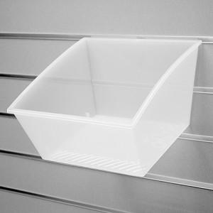 Короб пластик, прозр. для экономпанели 300х285х179 мм