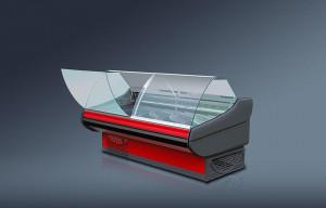 Холодильная витрина Ариада Титаниум  В5