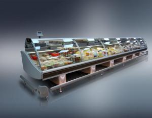 Холодильная витрина Ариада Диона В21