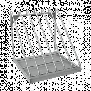 Полка для хранения крышек ПНК-6