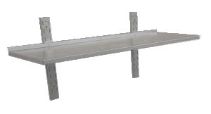 Полки навесные консольные ПК-1-07-3