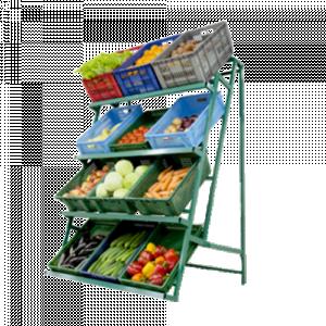 Стеллаж овощной