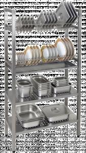 Стеллажи для посуды