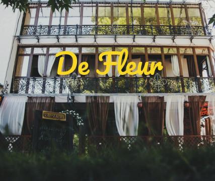 Кафе De Fleur Луганск